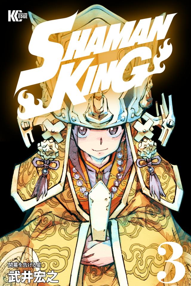 SHAMAN KING KC完結版(3)