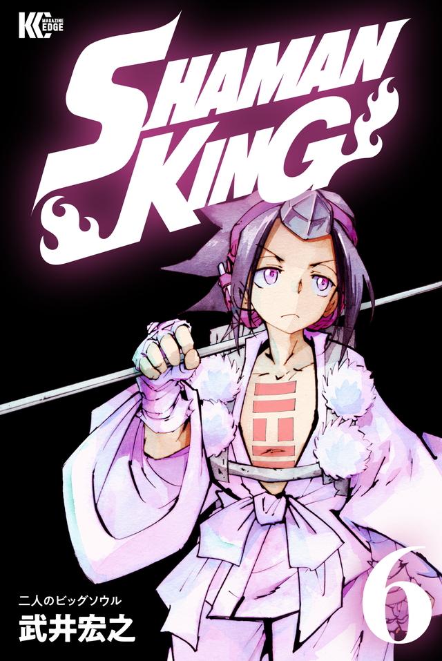 SHAMAN KING KC完結版(6)