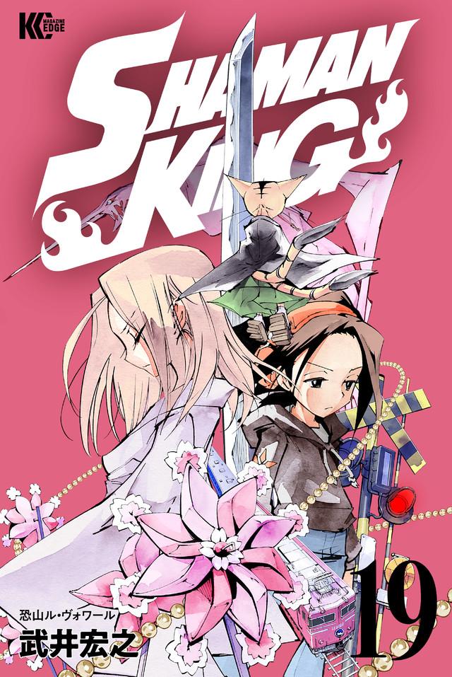 SHAMAN KING KC完結版(19)