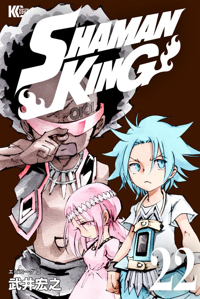 SHAMAN KING KC完結版(22)
