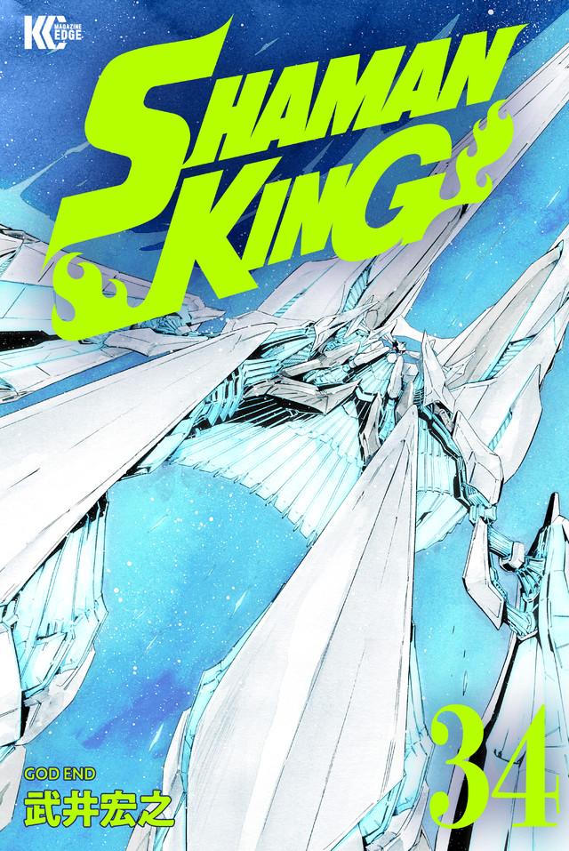 SHAMAN KING KC完結版(34)