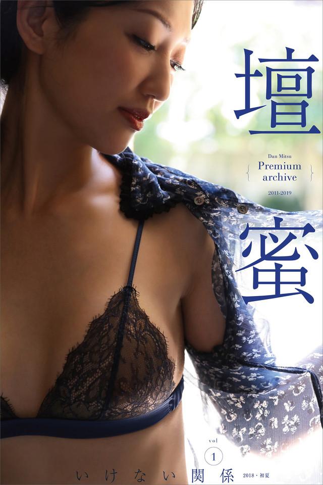 壇蜜 いけない関係 vol.1 2011-2019 Premium archive デジタル写真集