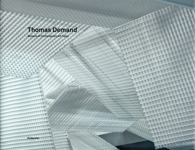 Thomas Demand  Museum of Contemporary Art Tokyo