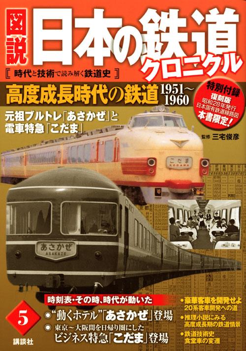 高度成長時代の鉄道 元祖ブルトレ「あさかぜ」と電車特急「こだま」