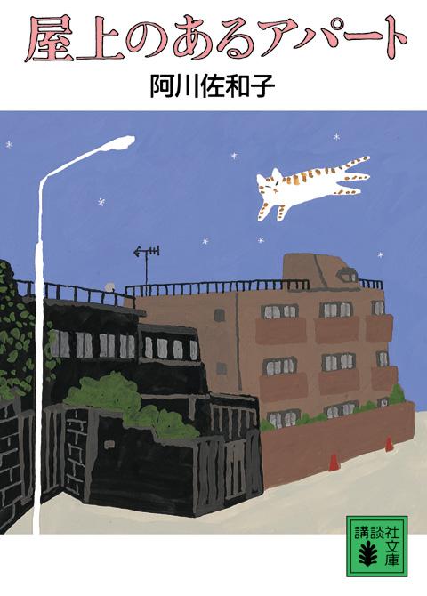 屋上のあるアパート
