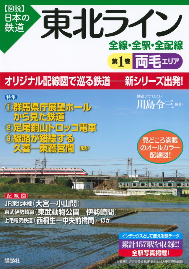 東北ライン 全線・全駅・全配線 第1巻 両毛エリア