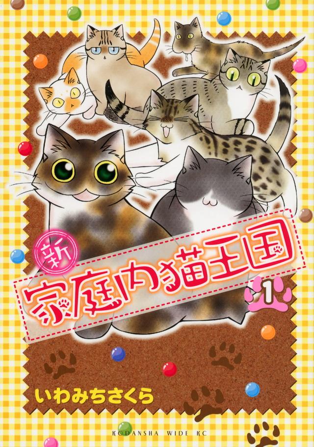 新・家庭内猫王国(1)