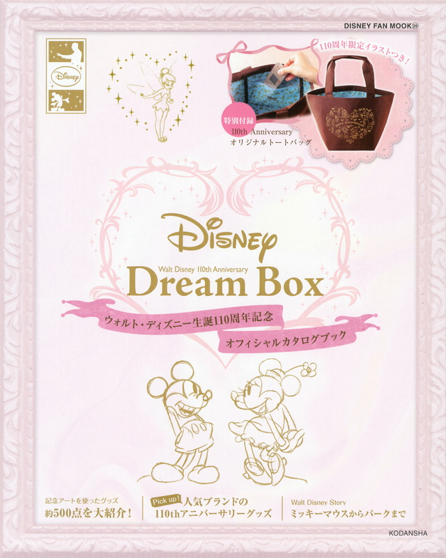 Disney Dream Box