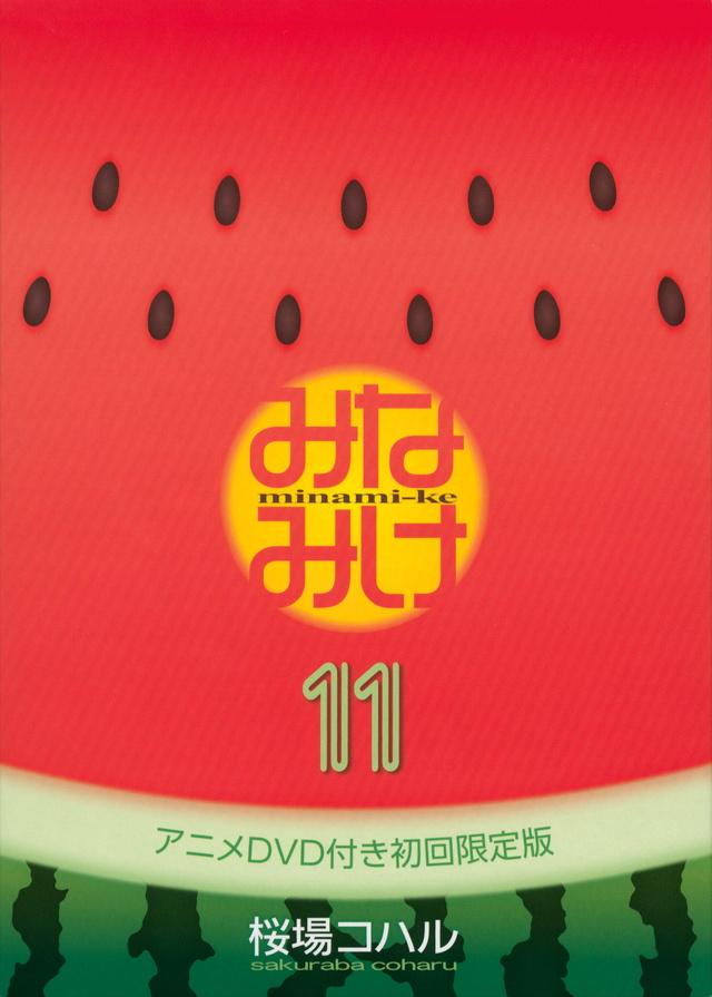 DVD付き みなみけ(11)限定版