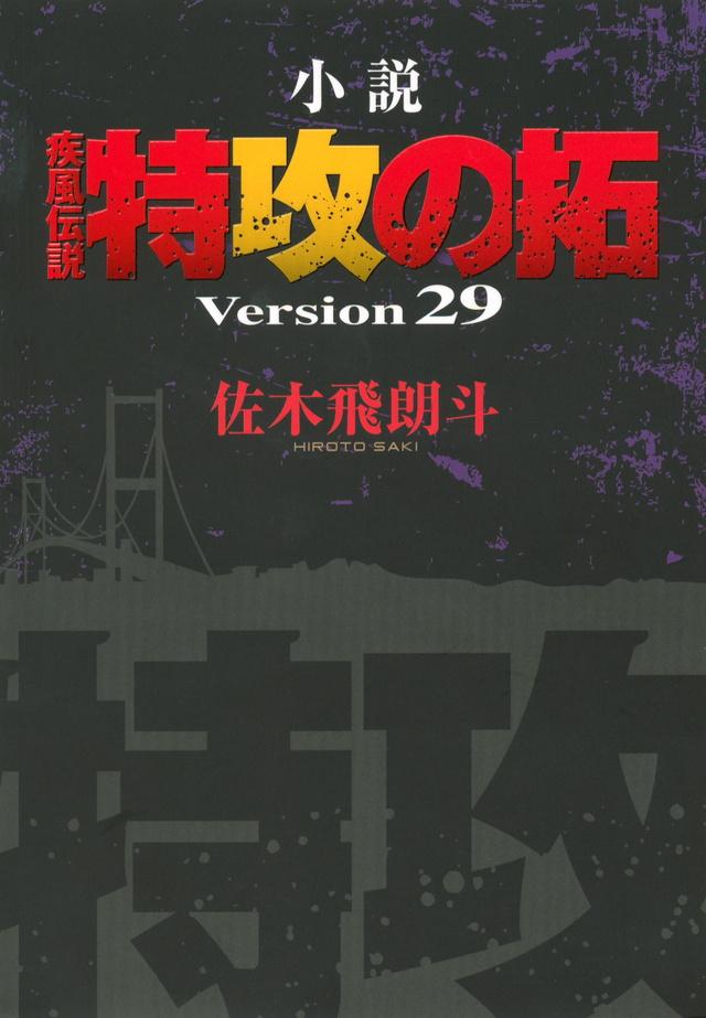 小説 疾風伝説 特攻の拓 Version29