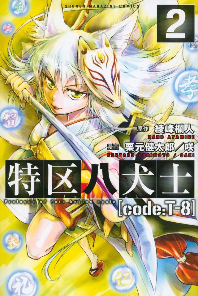 特区八犬士[code:T-8](2)