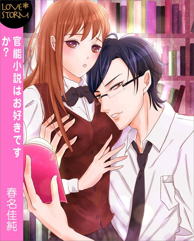 官能小説はお好きですか? LOVE STORM