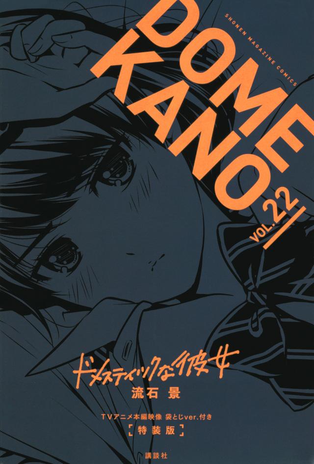 TVアニメ本編映像 袋とじver.付き ドメスティックな彼女(22)特装版